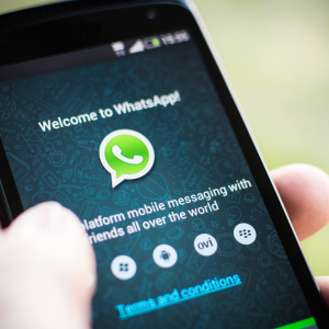 WhatsApp in online customer service