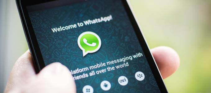 WhatsApp in online customer service