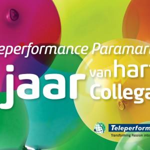Teleperformance Benelux viert 1-jarig bestaan contactcenter Paramaribo