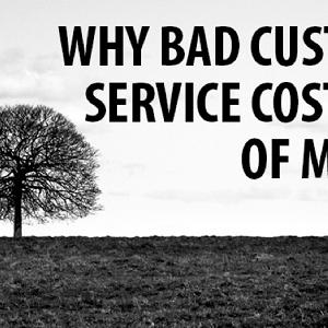 Slechte klantenservice kost (E)-Retailers miljarden aan omzet Welke acties moet jouw bedrijf nemen om de klantervaring te verbeteren